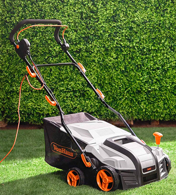Review of VonHaus 1800W 2 in 1 Lawn Scarifier