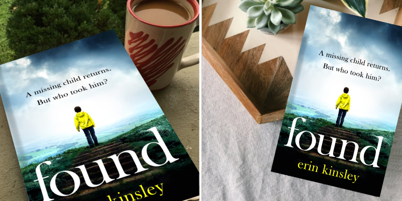 Review of Erin Kinsley Found: the most gripping, emotional thriller of the year