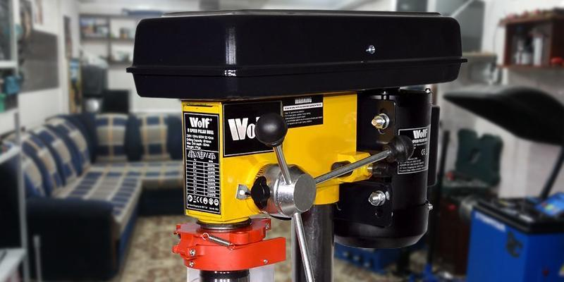 Review of Wolf Pillar Drill Press