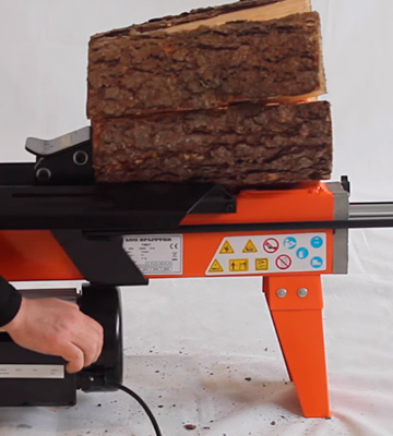 Review of Forest Master FM5 Log Splitter
