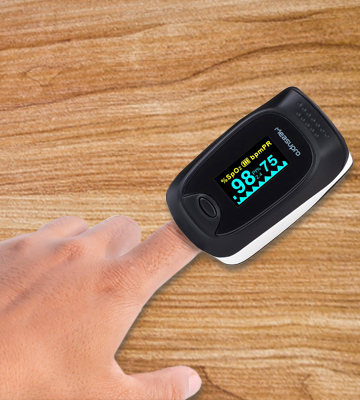 Review of MeasuPro OX200 Digital Pulse Oximeter
