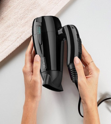 Review of TRESemme 2000 SMOOTH Travel Dryer