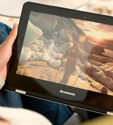 Review of Lenovo Yoga 300 Convertible Touchscreen Notebook