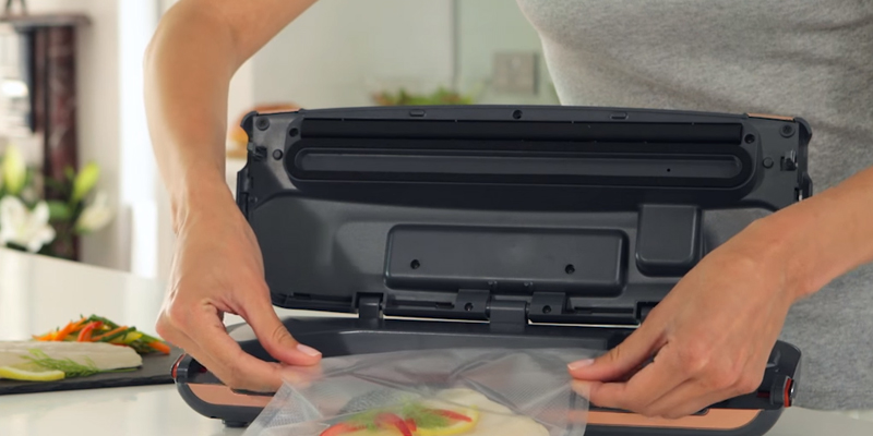 Review of FoodSaver FFS013 Vacuum Sealing System with Roll Storage