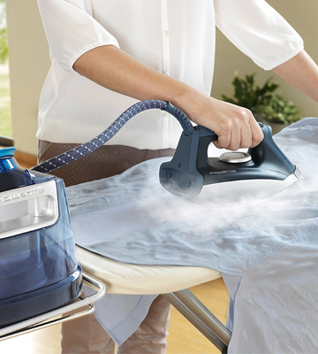 Review of Rowenta DG8961 Silence Steam Generator Iron