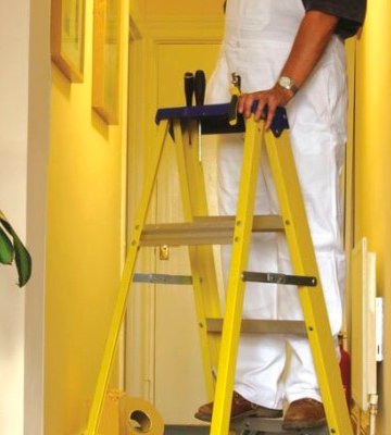Review of DJM Direct DJMSL05 Fibreglass Step Ladder