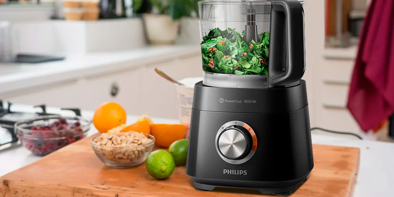 Review of Philips Viva Veggie HR7510/11 Food Processor