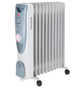 PureMate Oil Filled Radiator Portable Electric Heater