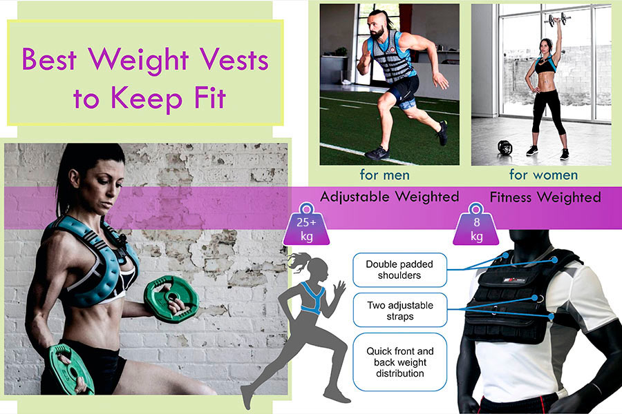 Comparison of Weight Vests to Stimulate Strength Gains