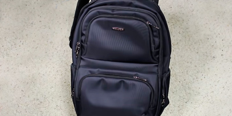 Detailed review of Polaris PLB-01 Laptop Backpack