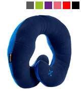 BCOZZY BNP-LNVYFL Travel Pillow Support for Head, Neck, and Chin