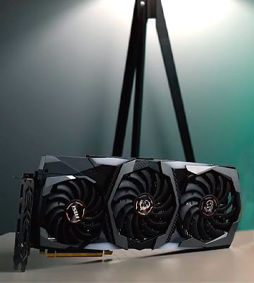 Review of MSI GeForce RTX 2070 Super Gaming X TRIO Graphics Card (8GB GDDR6, VR Ready)