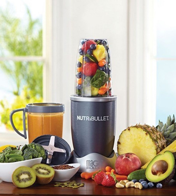 Review of Nutribullet 600 Series Nutrient Extractor High Speed Blender