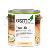 Osmo Teak Oil (007) colourless