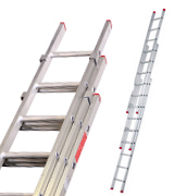 Lyte BD325 3-Section Domestic Extension Ladder