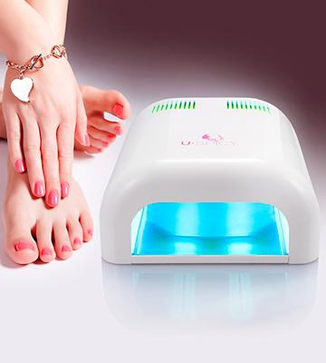 Review of USpicy Macaron UV Lamp Nail Dryer
