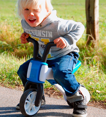 Review of Chillafish BUNZI Balance Bike and Tricycle