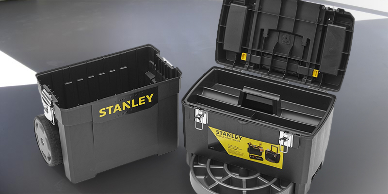 Review of Stanley 193968 Mobile Work Center