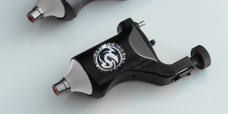 Review of Dragonhawk MDJ-JC-7 Rotary Tattoo Machine