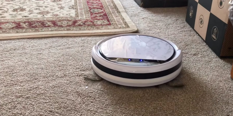 Review of iLife V3s Pro Robotic Vacuum