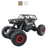 SZJJX Rock Crawler Monster Remote Control Racing Car