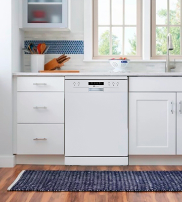 Review of White Knight DW1460WA Dishwasher