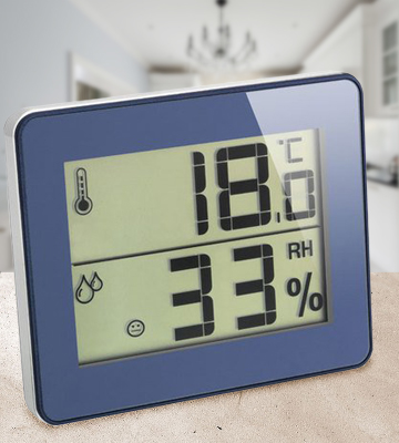 Review of TFA-Dostmann Thermometer Hygrometer