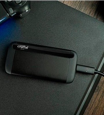 Review of Crucial X8 Portable SSD