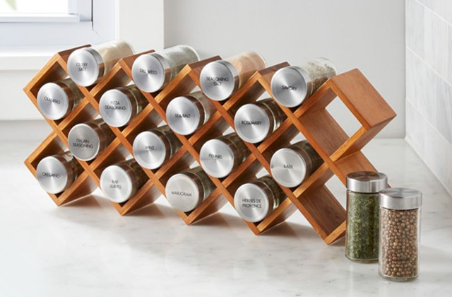 Best Wooden Spice Racks