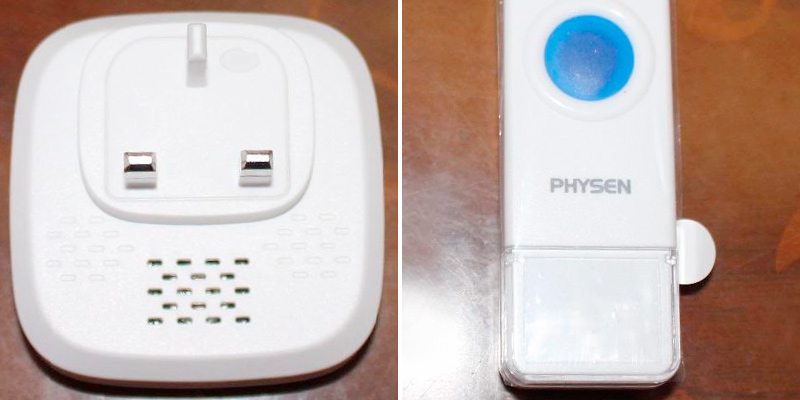 Detailed review of Physen H1 Waterproof Wireless Doorbell
