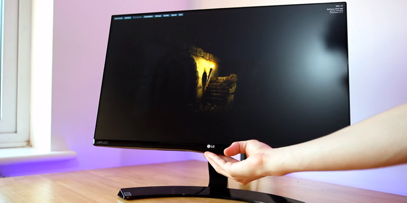 Review of LG 23MP68VQ 23-Inch IPS Cinema Screen Monitor (1920x1080, VGA, DVI, HDMI)