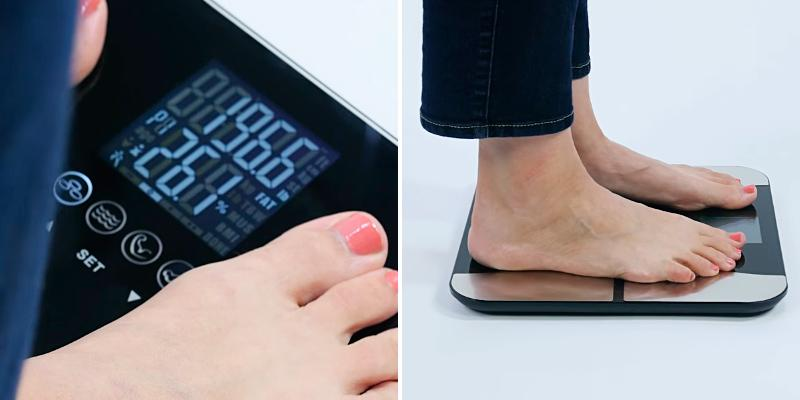 Review of Smart Weigh Body Fat Digital Precision Scale