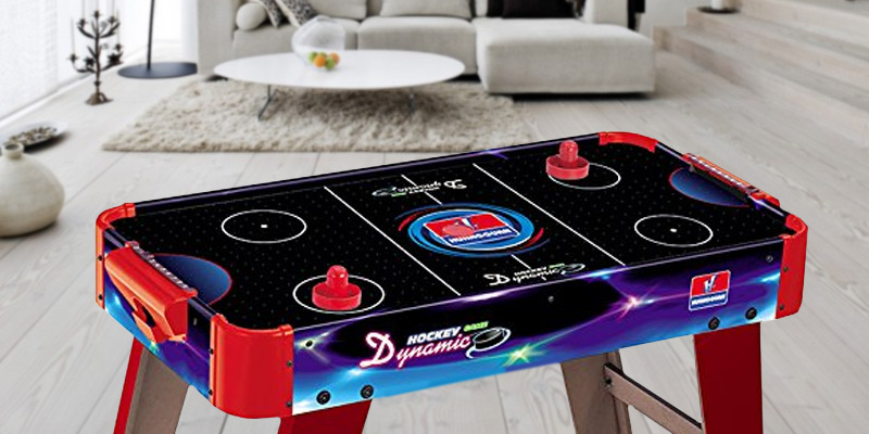 Review of Guaranteed4Less AGP1542 Indoor Arcade Kids Air Hockey Game Table