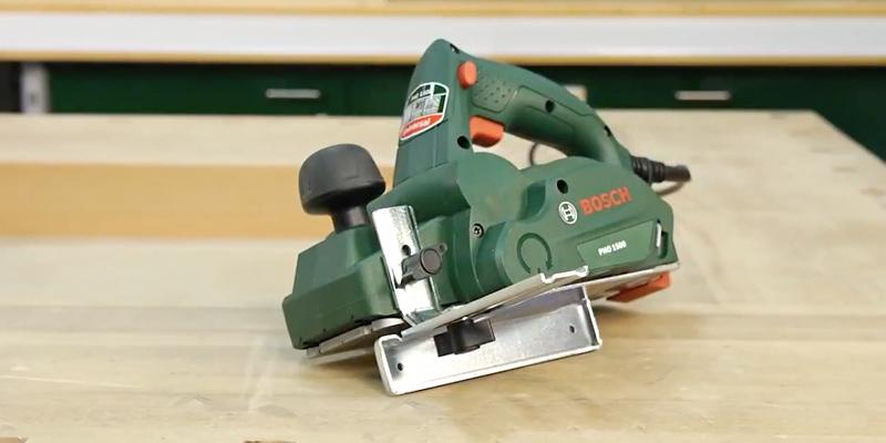 Review of Bosch PHO 1500 Electric Hand Planer