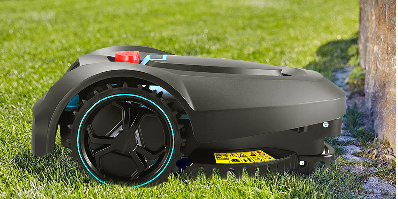 Review of Swift RM18 28V Robotic Lawnmower