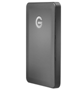 G-Technology 0G04451 G-DRIVE Portable Performance USB 3.0 Hard Drive for PC/MAC