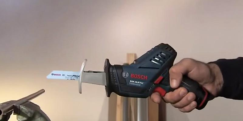 Review of Bosch GSA108VLIN Reciprocating Saw