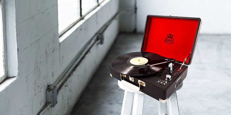 Review of GPO Attache Record Player