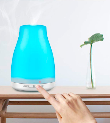 Review of Amir Essential Oil Diffuser for Aromatherapy
