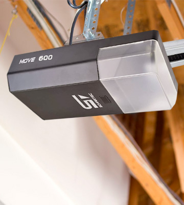 Review of Schartec Move 600 Series 3 Garage Door Opener
