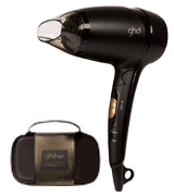 ghd Gift set Dual Voltage Flight Travel Hairdryer