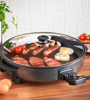 Review of VonShef 07/031 Large Multi Cooker 42 cm