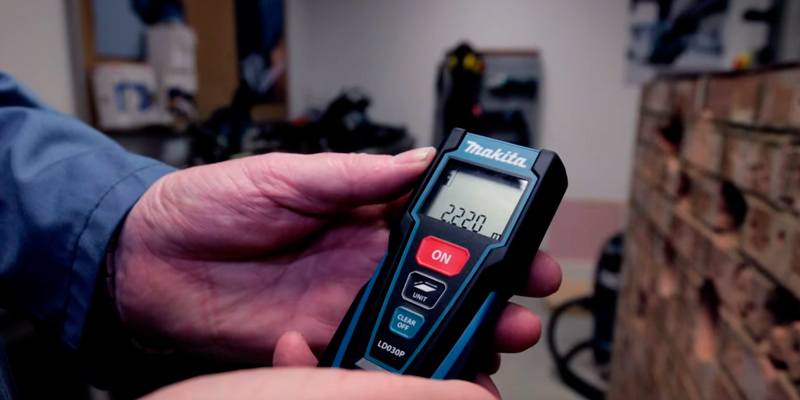 Review of Makita LD030P Laser Distance Measure
