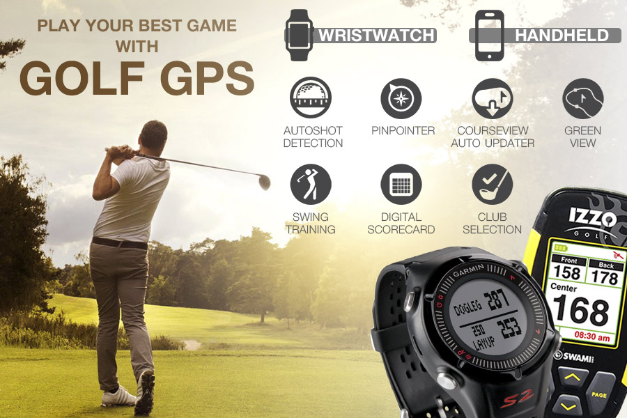 Comparison of Golf GPS