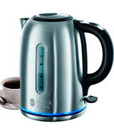 Russell Hobbs 20460 Quiet Boil Kettle, 1.7 L, 3000 W