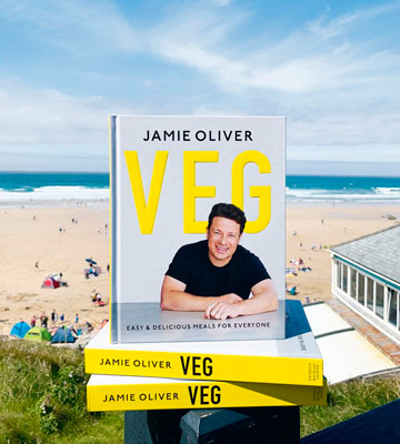 Review of Jamie Oliver VEG Easy & Delicious Meals for Everyone