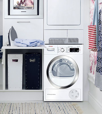 Review of Bosch WTW87560GB Condenser Tumble Dryer