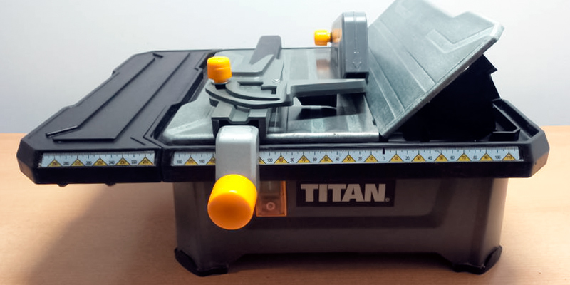 Review of Titan TTB597TCB Tile Saw