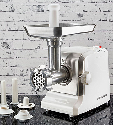 Review of Andrew James AJ000132 Premium Electric Meat Mincer Grinder and Sausage Maker