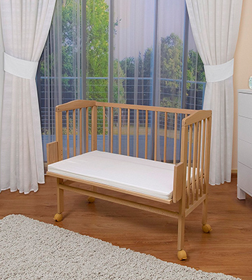 Review of WALDIN 2001-01 Baby Crib